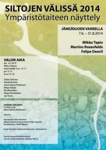 SILTOJEN VALISSÄ 2014 WEBPOSTER 01_w500